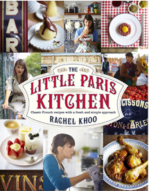 cover of The Little Paris Kitchen cookbook