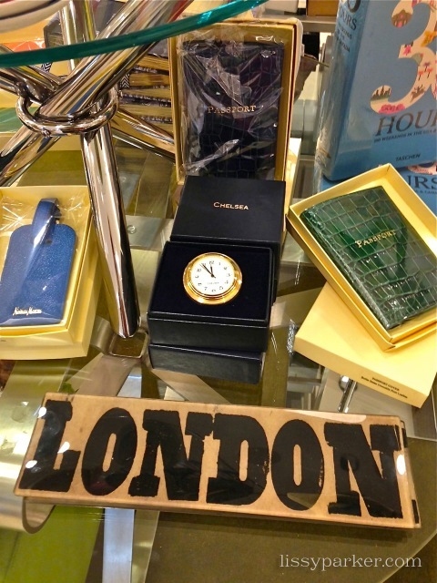 London Calling ... great gift idea this tray or a trip