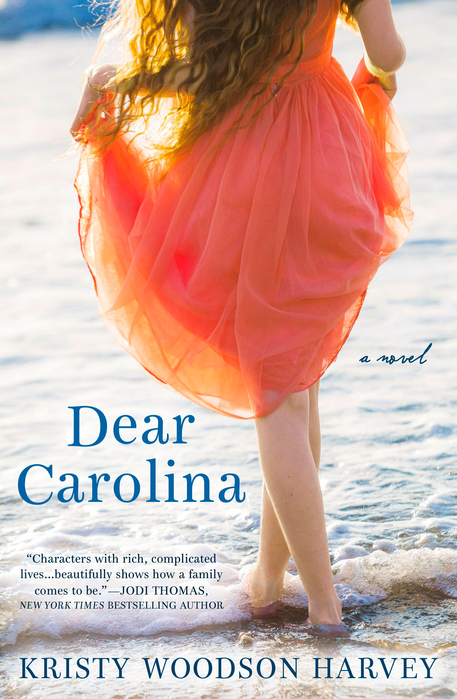 Dear Carolina Book