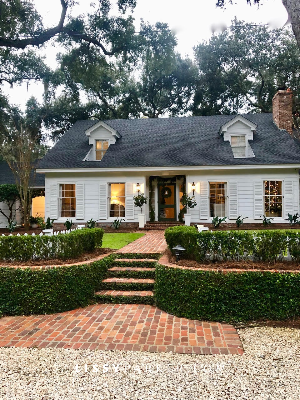 House Crush No 52 -St Simons Island