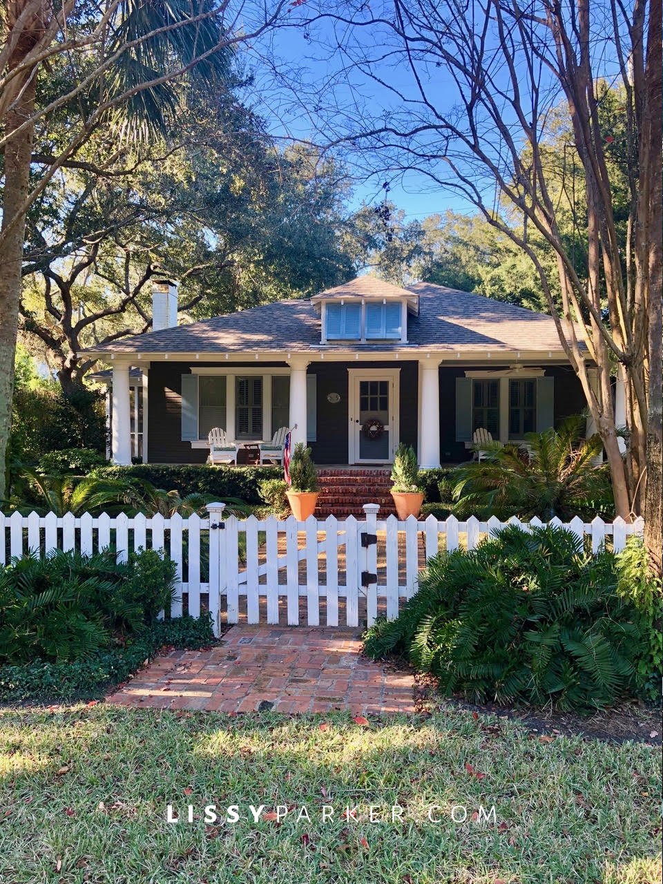 House crush 56-St Simons Island