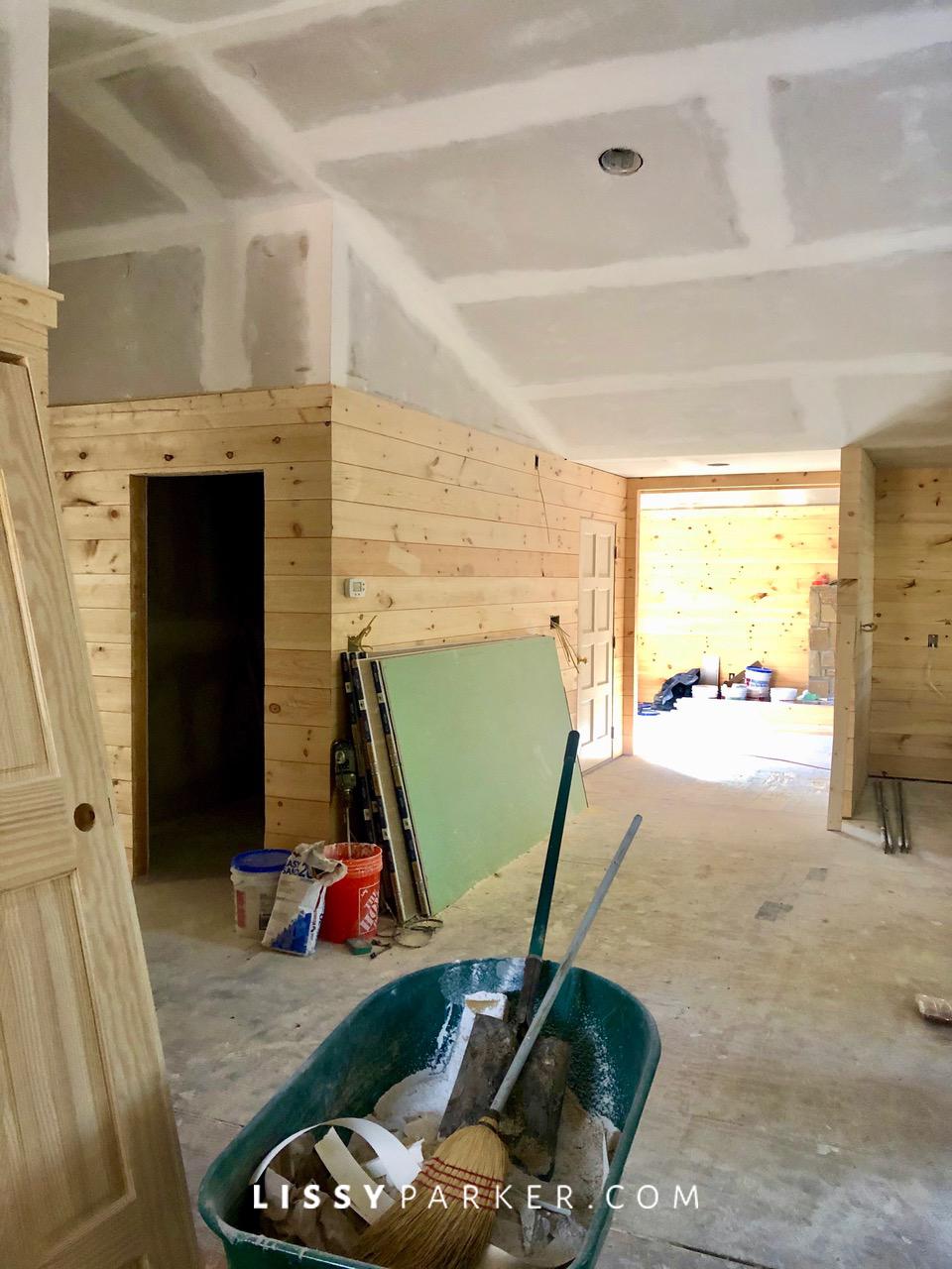 highlands house update