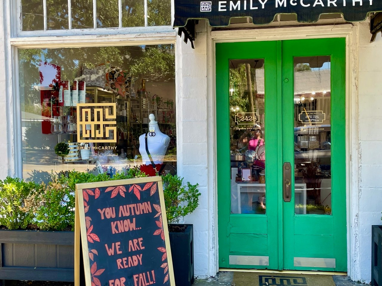 Emily McCarthy post